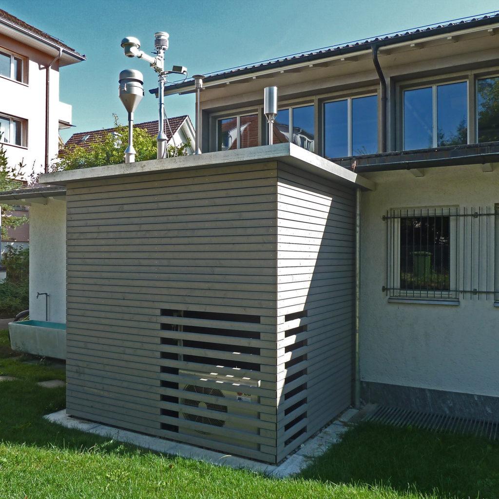 Messstation Veltheim Winterthur